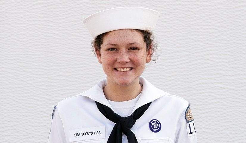 USA 3 - Jillian Lovett