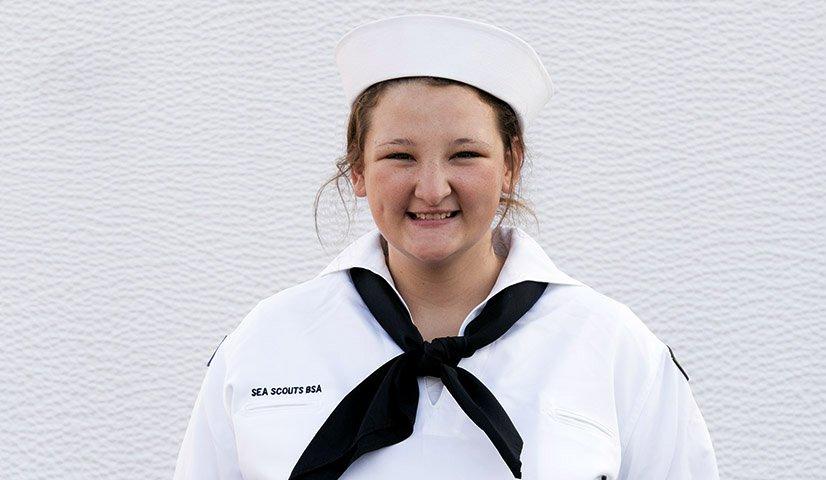 USA 4 - Olivia Knupp