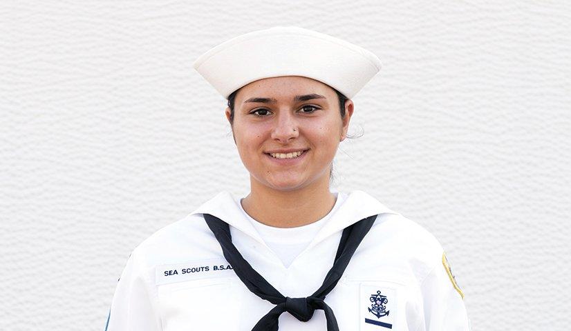 USA 25 - Caroline Raposo