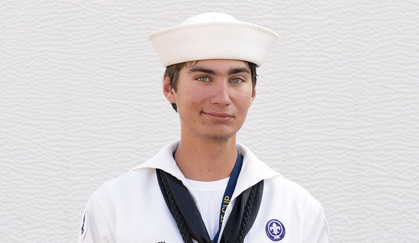 Anthony Parker - Boatswain's Mate