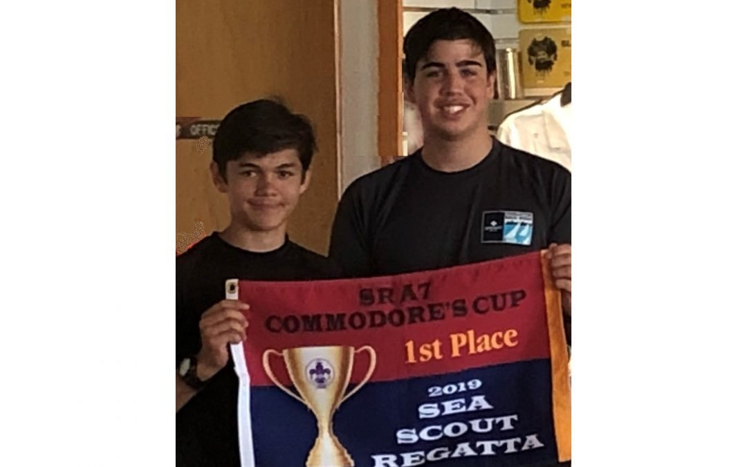 Boenig/Brawner Take Southern Region Area 7 Commodore's Cup