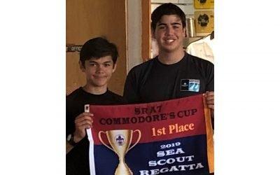 Boenig/Brawner Take Southern Region Area 7 Commodore's Cup